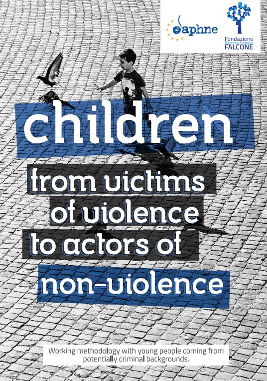 Children from victims of violence to actors of non violence.jpg
